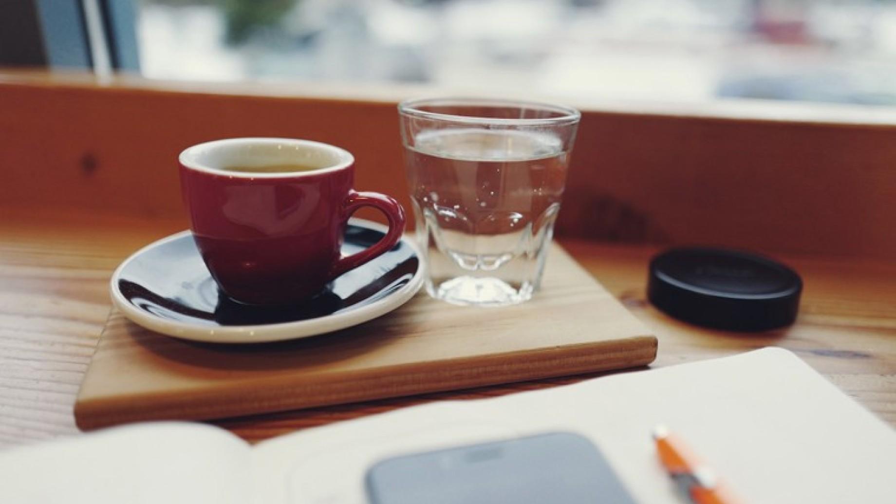 acqua caffe