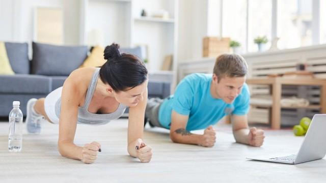 allenamento casa