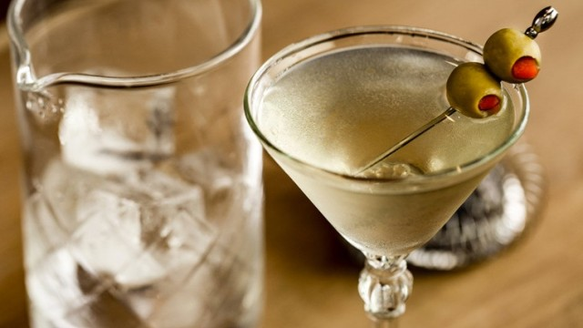 dirty-martini