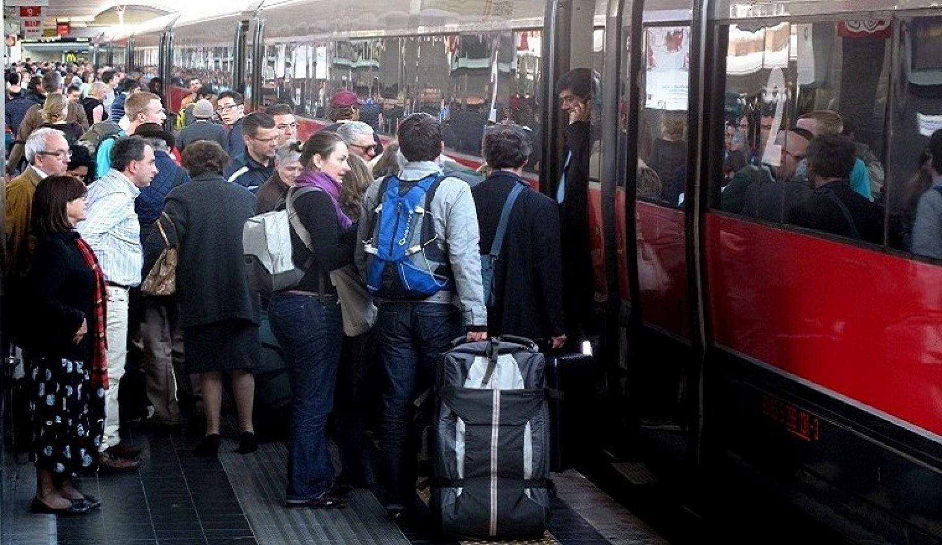 Trenitalia: più Frecciarossa in Italia