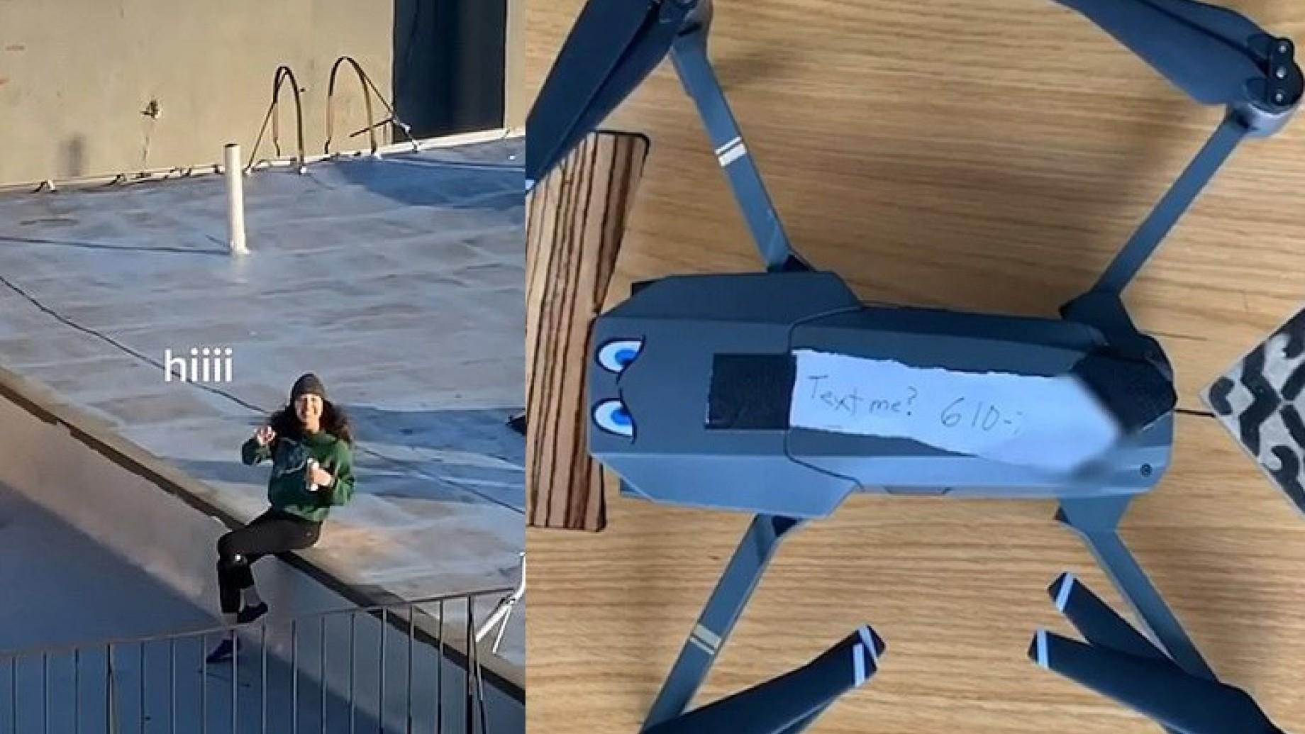 drone numero