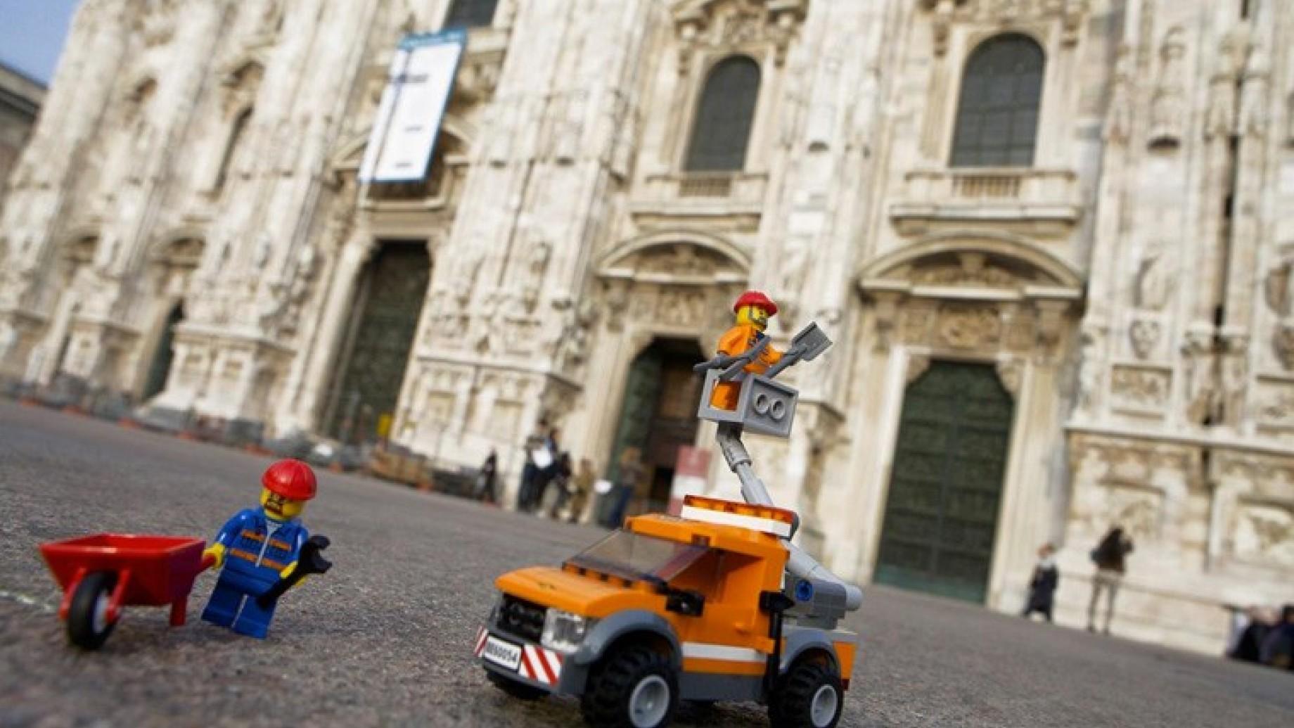 Il Pirellone nel Pirellone: arriva la mostra di Lego sui monumenti lombardi!