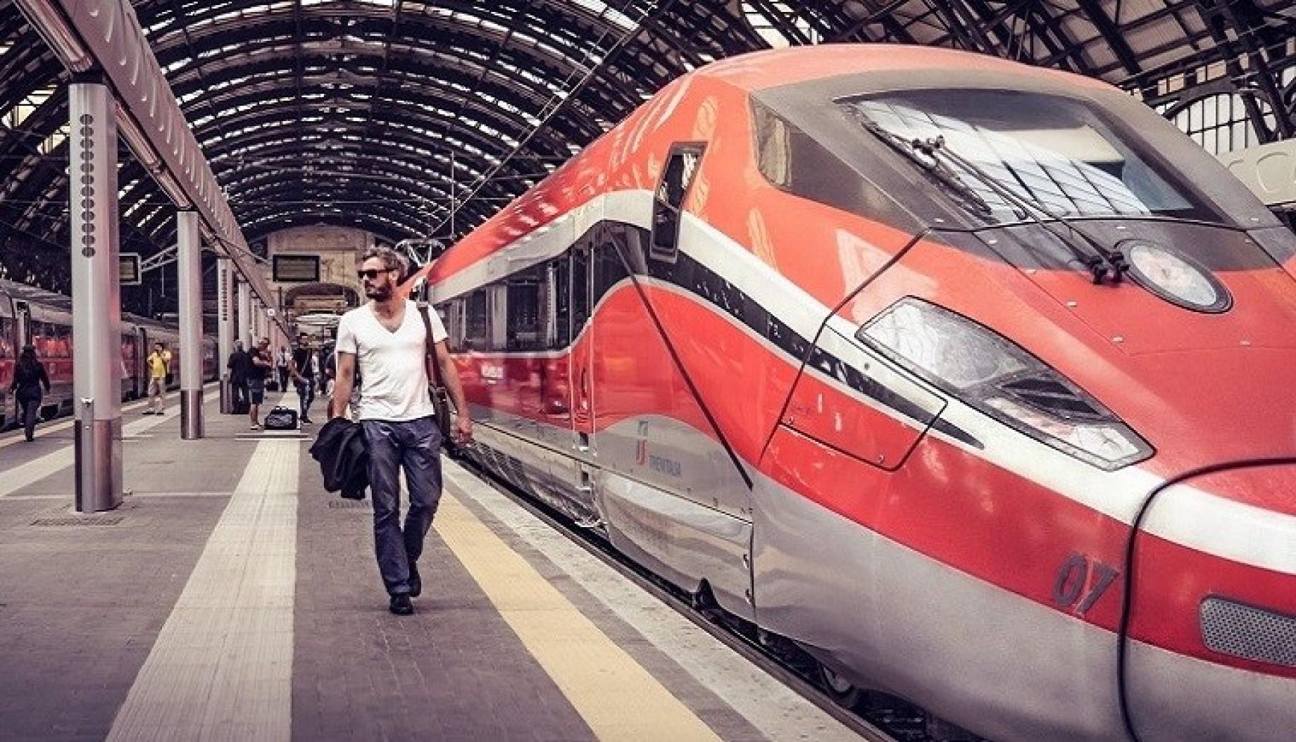 Novità Frecciarossa: più treni in Italia