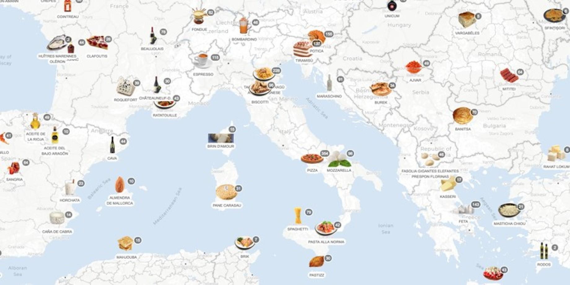 italia cibo