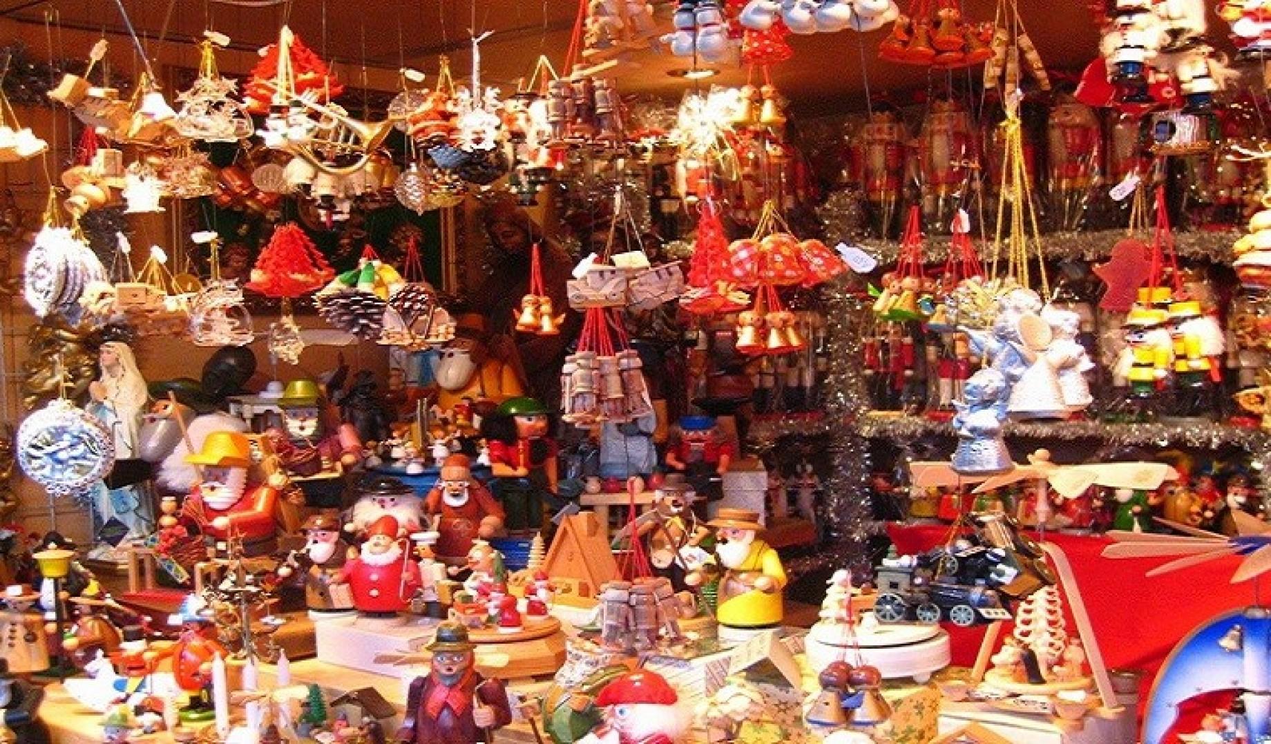 Natale a Milano: mercatini