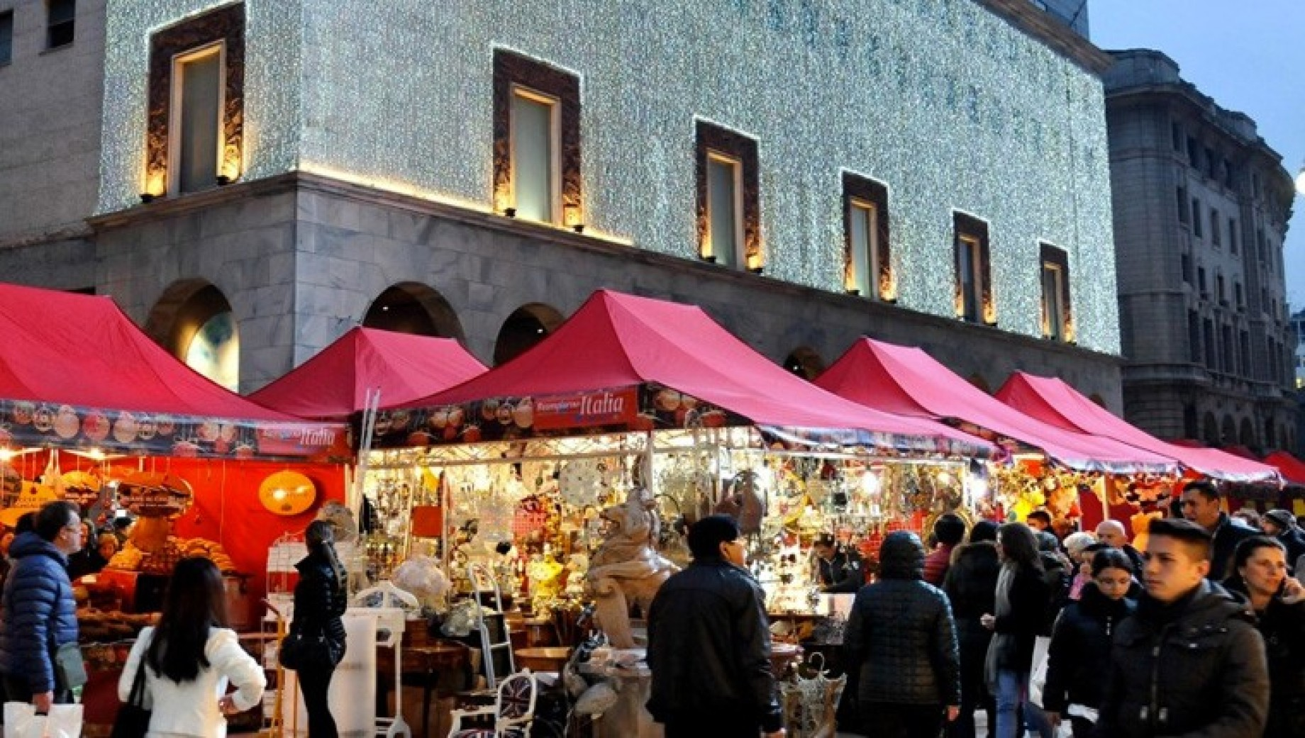 mercatini milano