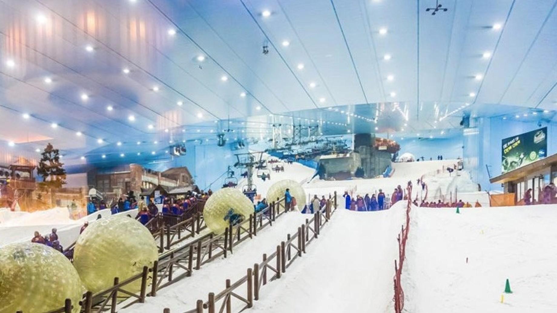 pista indoor sci