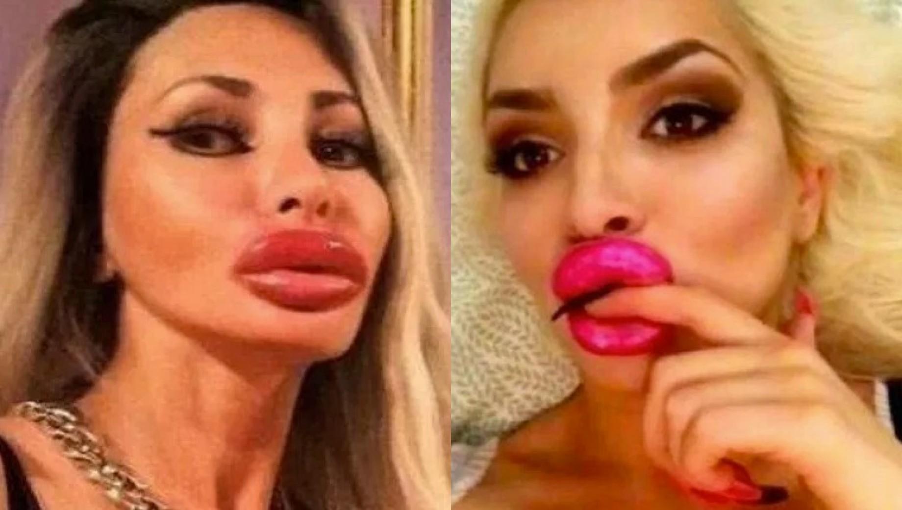 pornstar lips