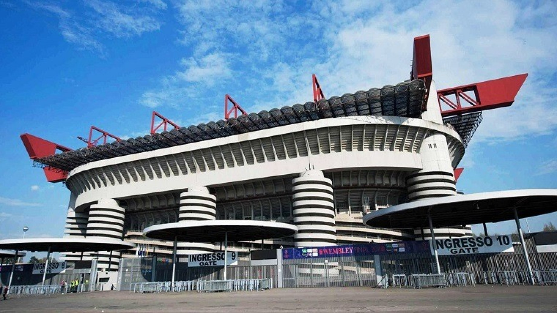 Ufficiale lo stadio san siro aprir le porte ai - Cosa si puo portare allo stadio san siro ...