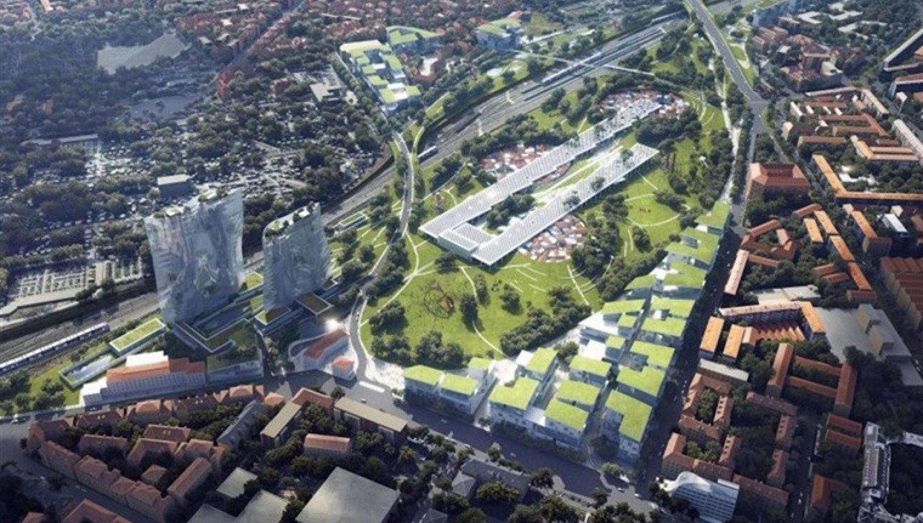 Milano: aumentano le case e i giovani