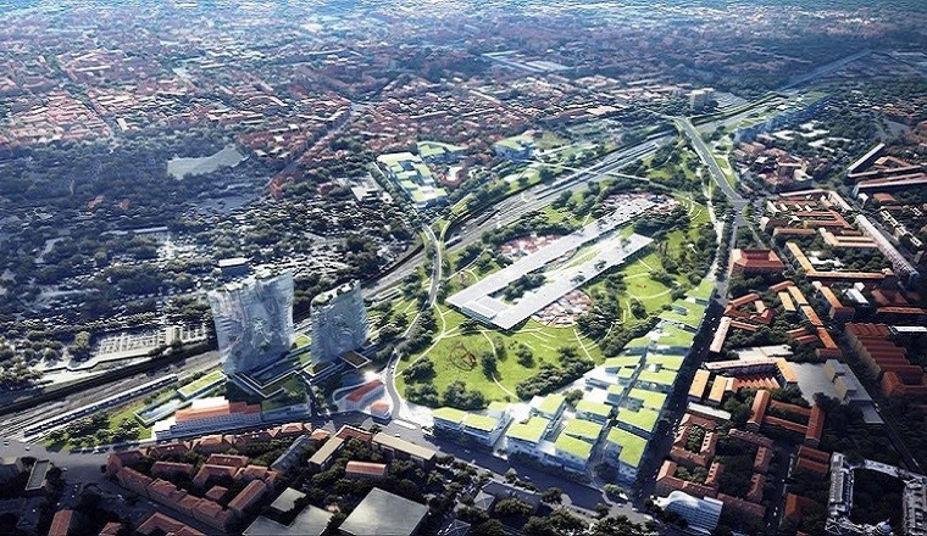 Milano 2030: scalo Farini