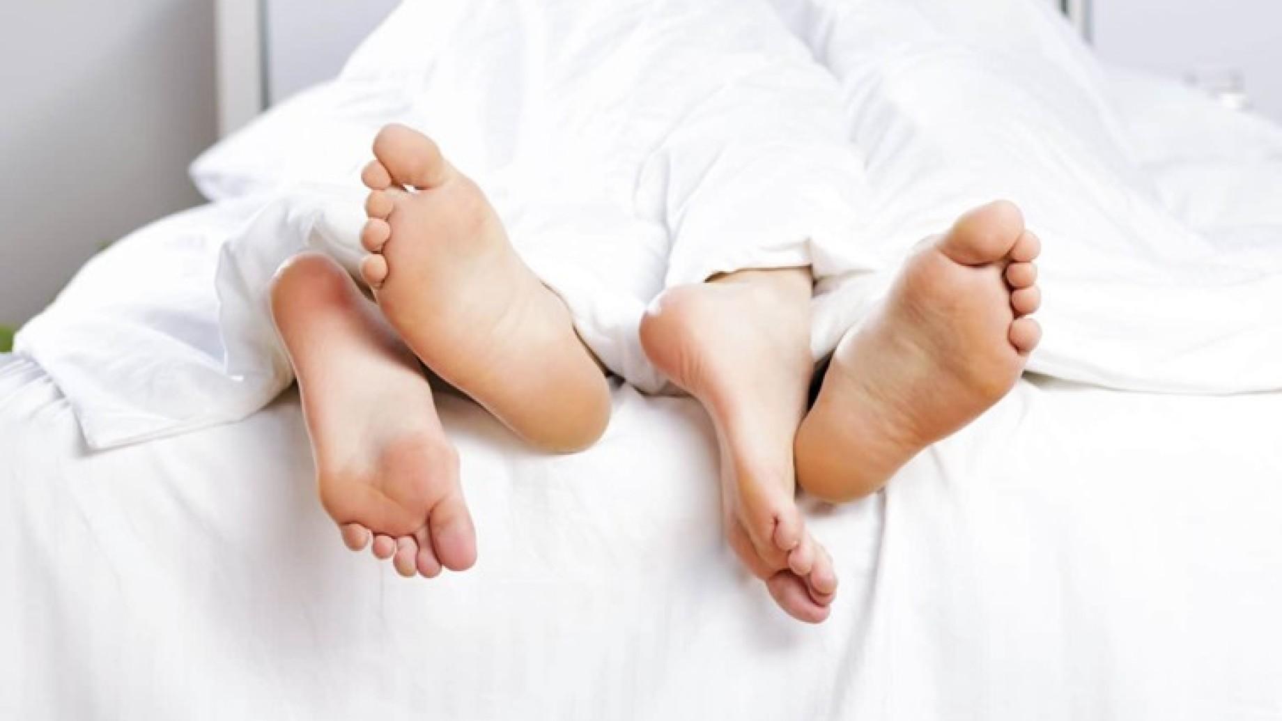 sesso materasso