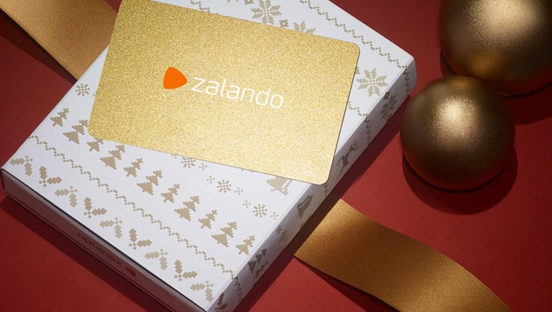 zalando card